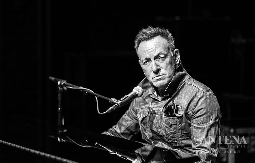 Springsteen On Broadway vai virar CD
