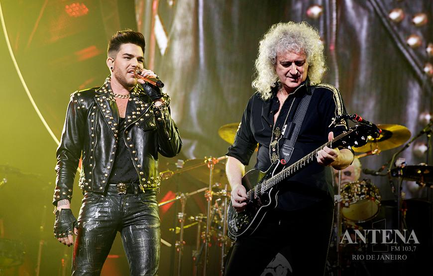 Queen: após sucesso do filme, banda fará nova turnê com Adam Lambert