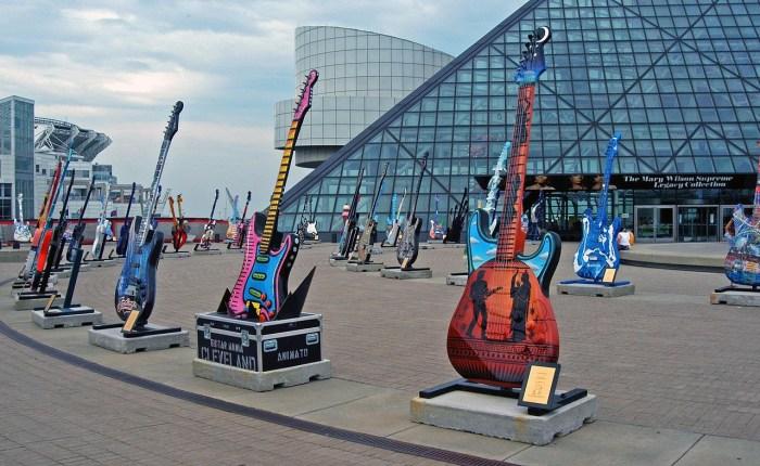 Hall da Fama do Rock and Roll em 2019