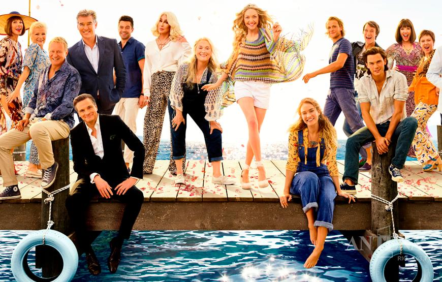 Mamma Mia! pode virar trilogia