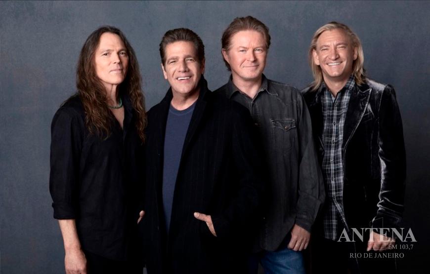 The Eagles se apresentam em setembro nos EUA