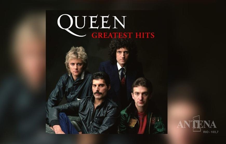 Após 40 anos, Disco do Queen alcança novamente o topo das paradas.