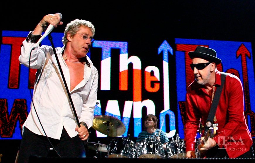 The Who cancela turnê por causa de Coronavírus