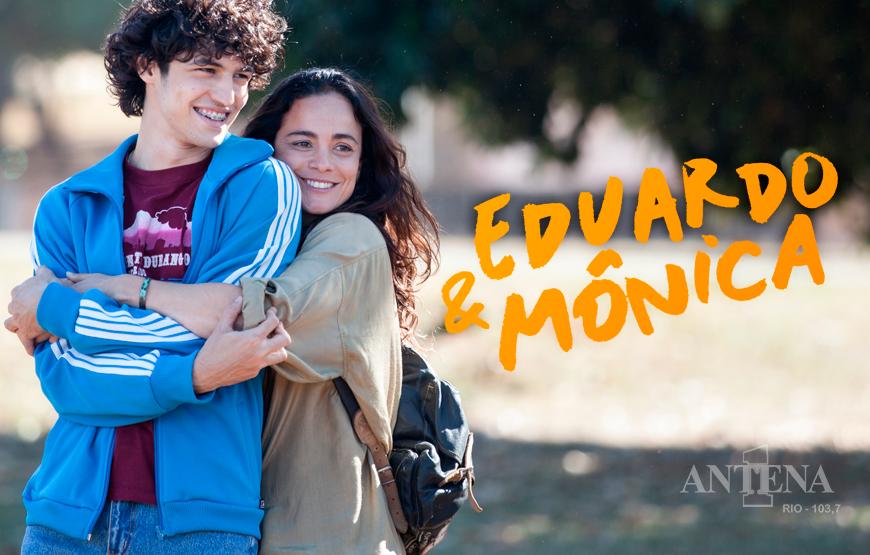 """O filme """"Eduardo e Mônica"""" ganha data de estreia."""