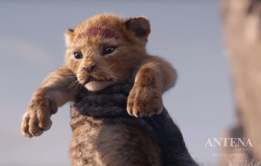 Rei Leão em 2019