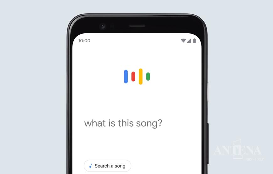 Novidade do Google permite identificar músicas pelo assobio