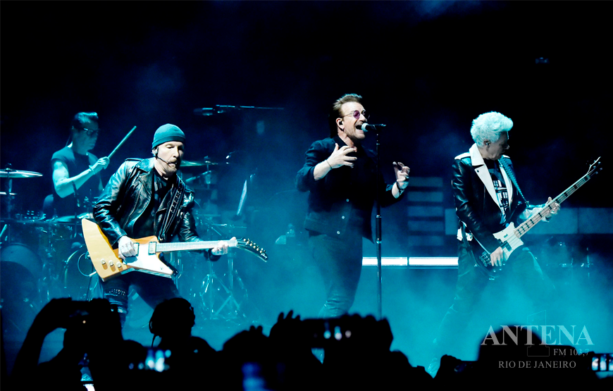 U2 prepara EP em homenagem a Charles Chaplin