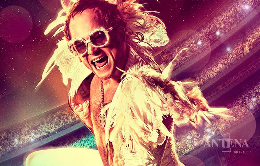 Elton John ganha seu segundo Oscar