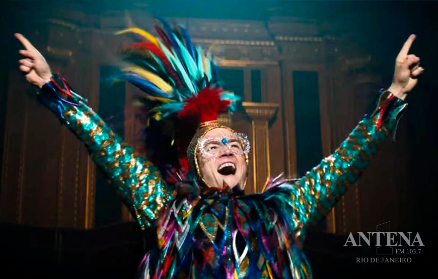 ROCKETMAN ESTREIA NOS CINEMAS