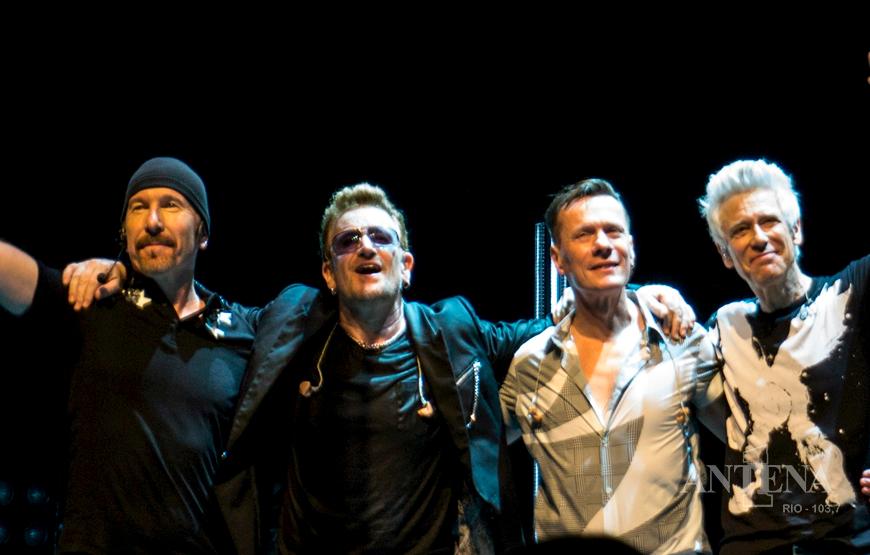 U2 lança novo single chamado Ahimsa