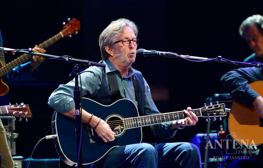Novo Álbum de Eric Clapton