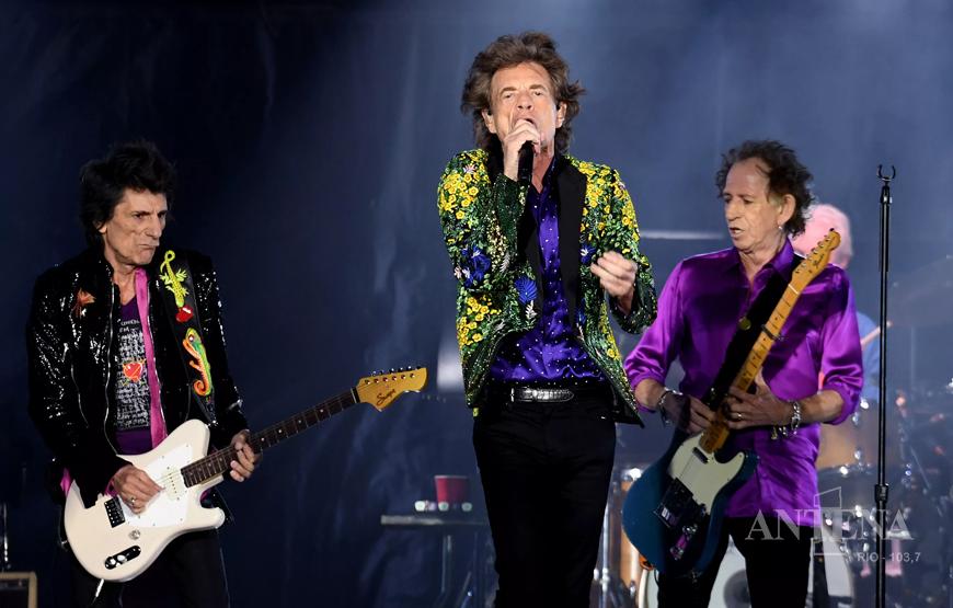 """Rolling Stones lançam faixa inédita para o álbum """"Tattoo You""""."""