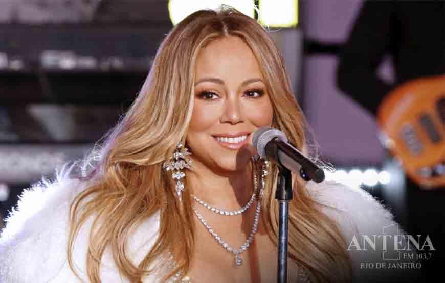 Mariah Carey na Área