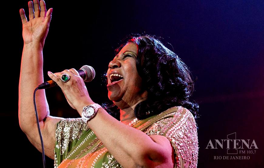 Documentário sobre Aretha Franklin já tem data para estrear