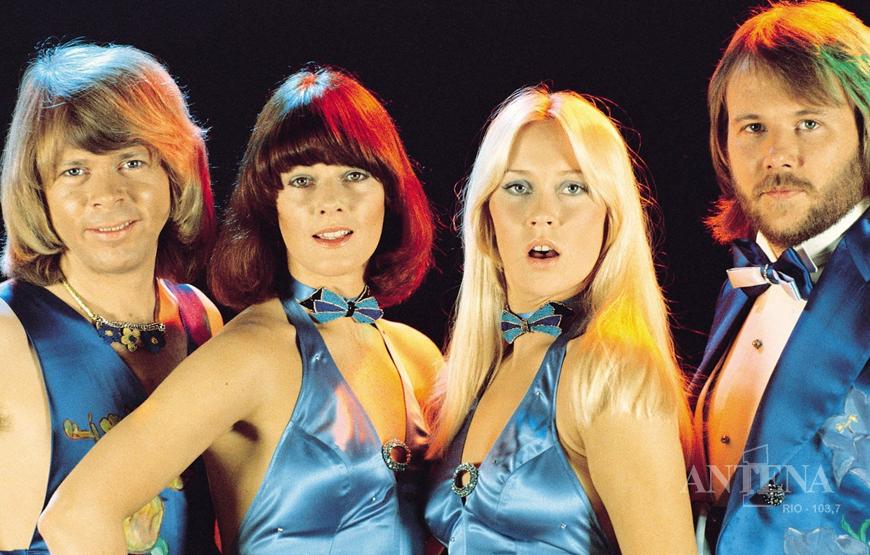 ABBA Gold é o primeiro álbum a permanecer mil semanas consecutivas na parada britânica!