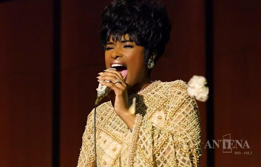 Jennifer Hudson realiza canção original para filme de Aretha Franklin