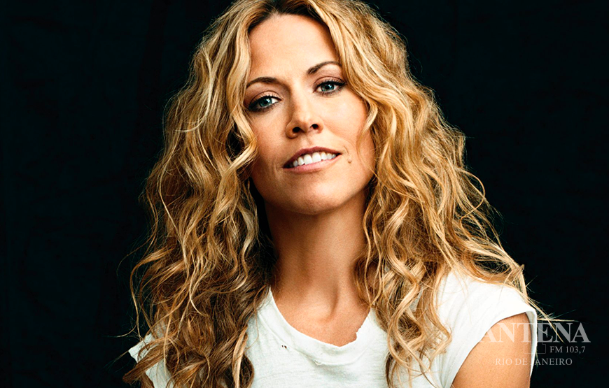 SHERYL CROW RELANÇA REDEMPTION DAY