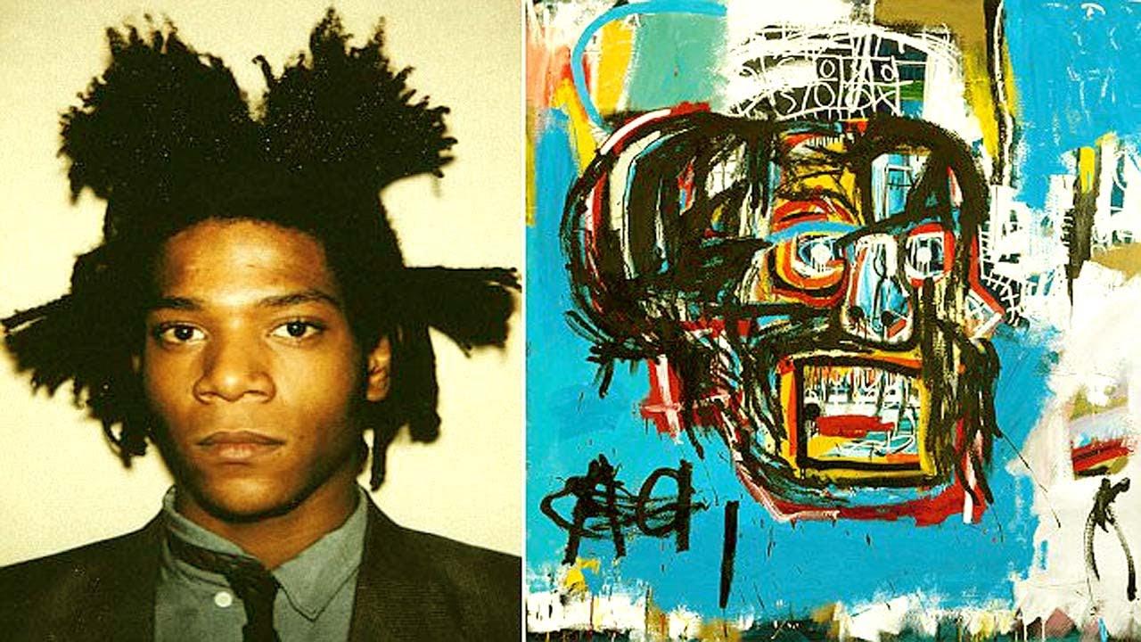 Obra de Jean-Michel Basquiat chega ao RJ