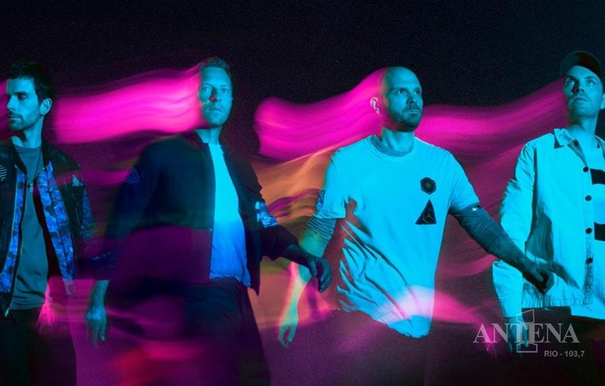 Data de lançamento do Novo álbum de Coldplay é anunciado
