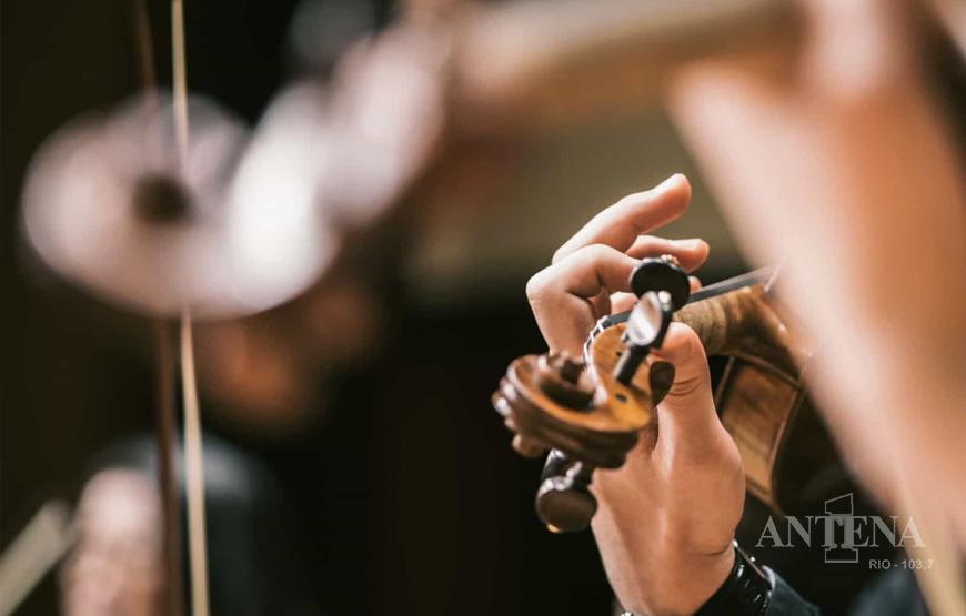 O aniversário virtual de 80 anos da Orquestra Sinfônica Brasileira.