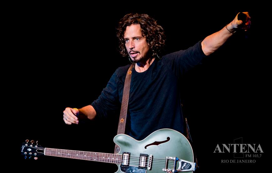 Brad Pitt produzirá documentário sobre Chris Cornell