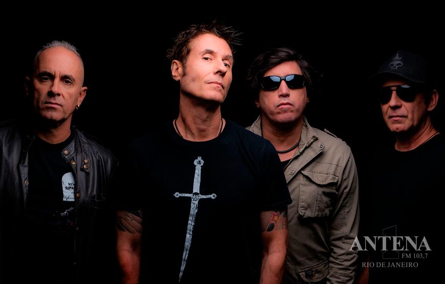 A banda Capital Inicial lança clipe da música Invisível Canção faz parte do disco Sonora