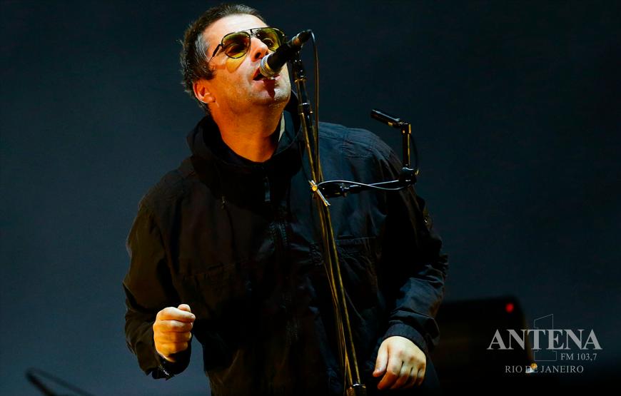 As It Was, documentário sobre Liam Gallagher,  foi finalizado