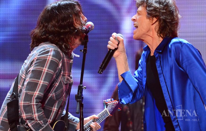 Nova música de Mick Jagger com Dave Grohl, fala sobre sua vida hiperativa na quarentena.