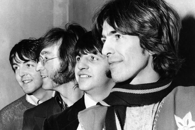 Beatles voltam à cena  com relançamento do clássico