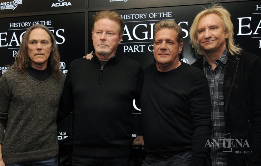 The Eagles adicionam novas datas à turnê de 2021 do Hotel Califórnia